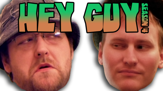 Title Card for Hey Guy! Season 4