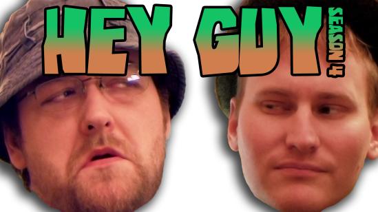 Title Card for Hey Guy! Season 4