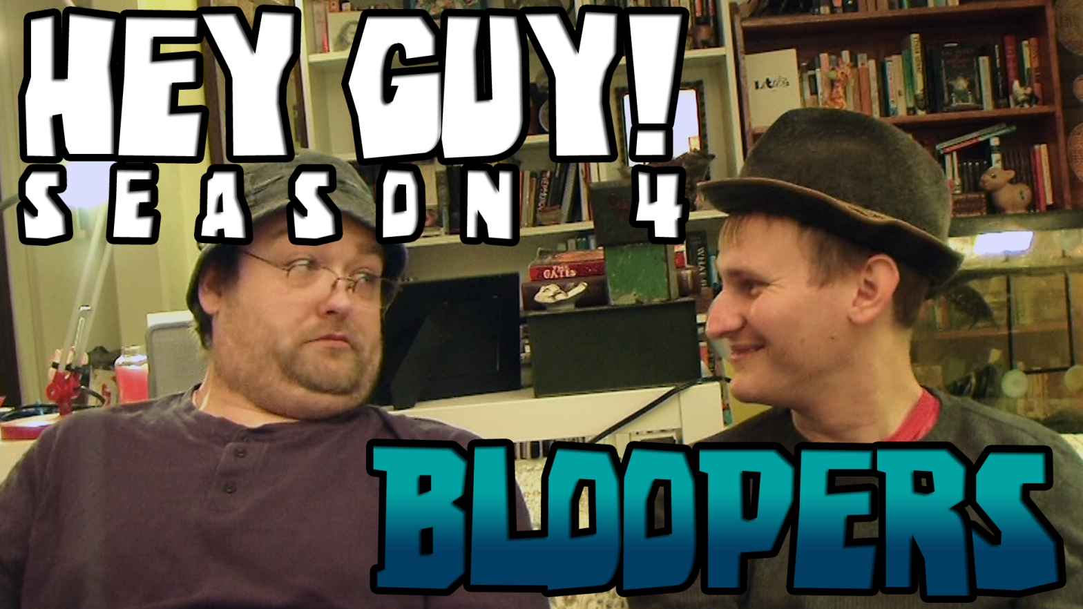 Bloopers from Hey Guy! Season 4